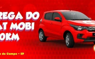 Ganhador do Carro Zero na Promoção Boas Festas da Carol Coxinhas é revelado