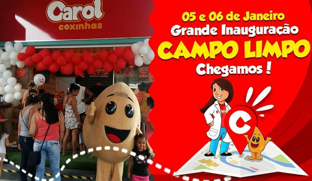 Carol Coxinhas Campo Limpo
