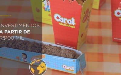 CAROL COXINHAS – MOGI GUAÇU/SP – MUNDO EMPRESARIAL