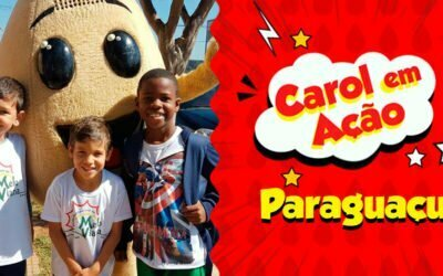 Carol em Ação espalha amor em Paraguaçu
