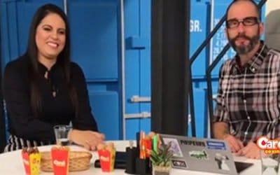 Show MEI – Cazé Peçanha entrevista Caroline Martinelli da Carol Coxinhas