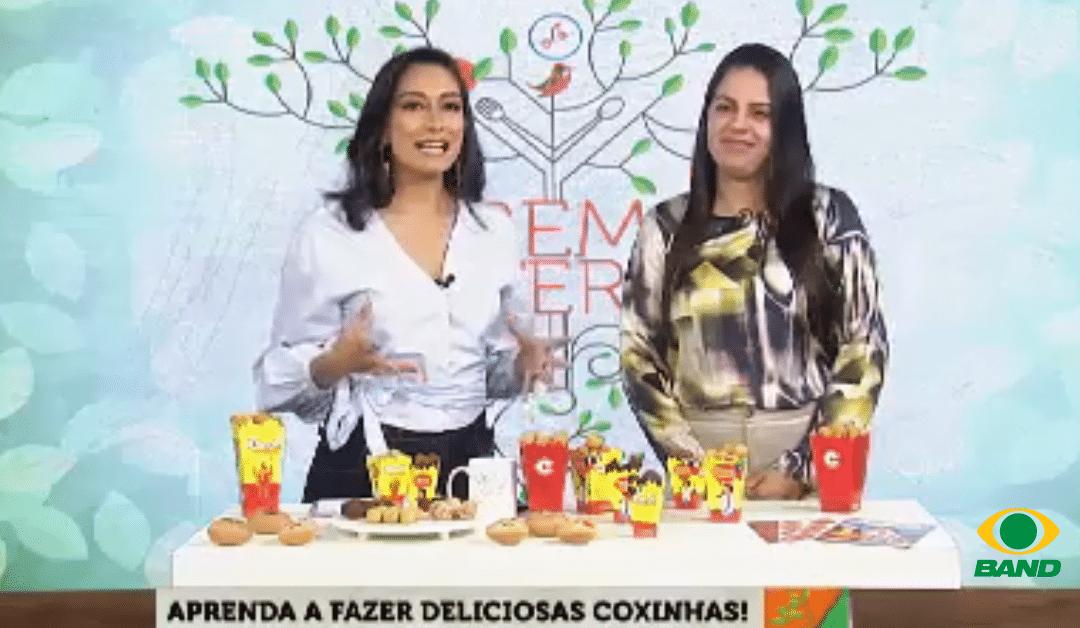Carol Coxinhas Terra Viva