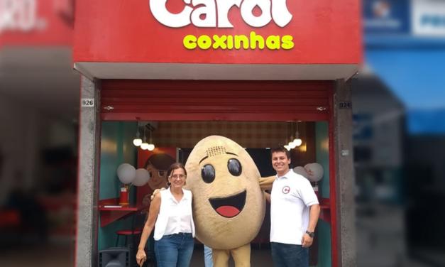 Carol Coxinhas chega em Juiz de Fora – MG