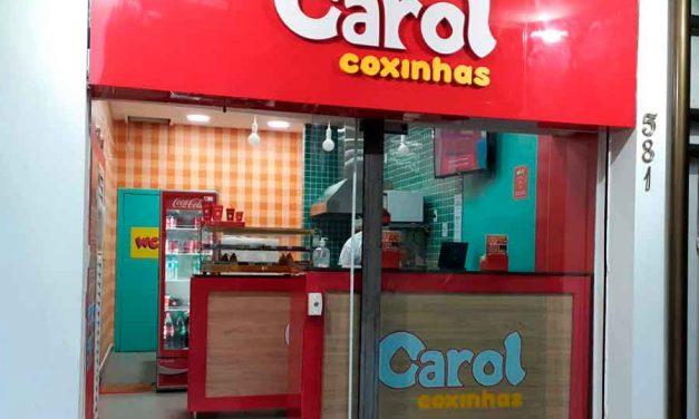 Carol Coxinhas chega em Copacabana – RJ