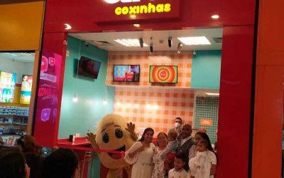 Carol Coxinhas está de volta no Shopping Metrô Tucuruvi
